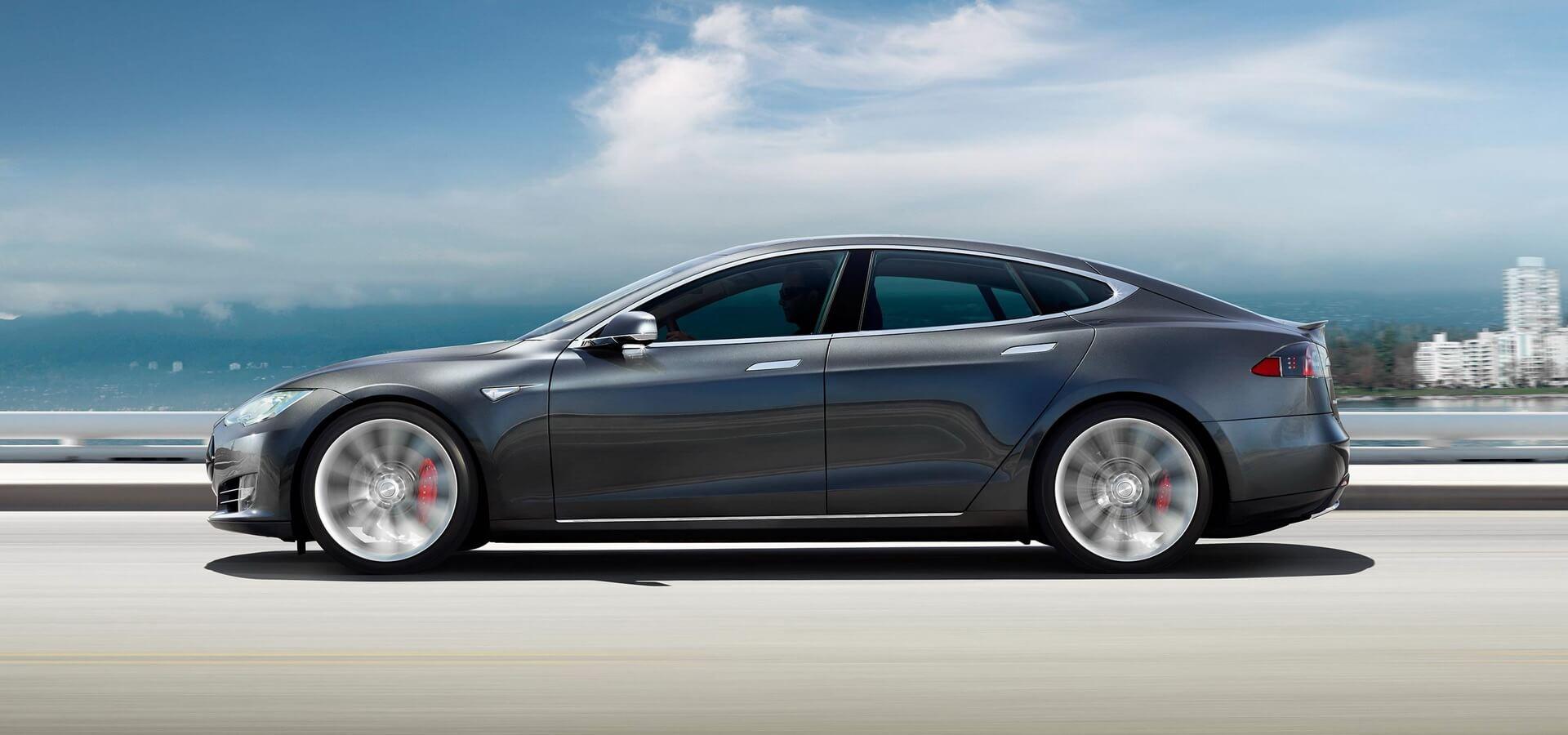 Фотография экоавто Tesla Model S P85D - фото 20