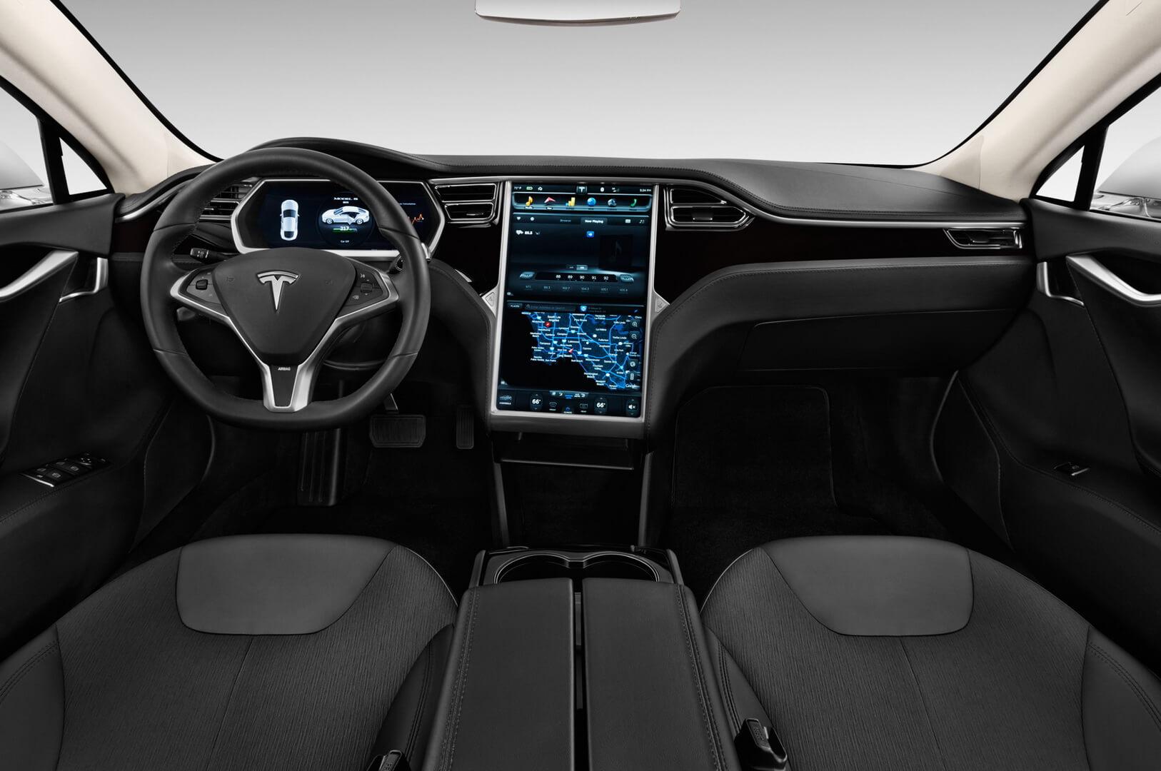 Фотография экоавто Tesla Model S P85D - фото 21
