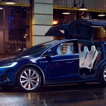 Фотография экоавто Tesla Model X P100D (Performance) - фото 10