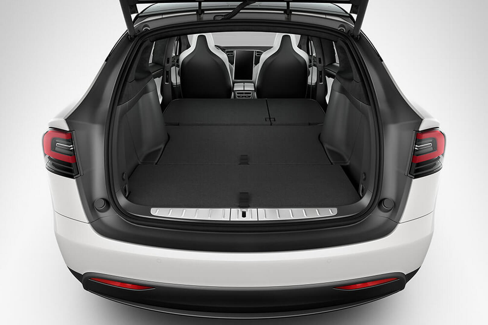 Фотография экоавто Tesla Model X P100D (Performance) - фото 13