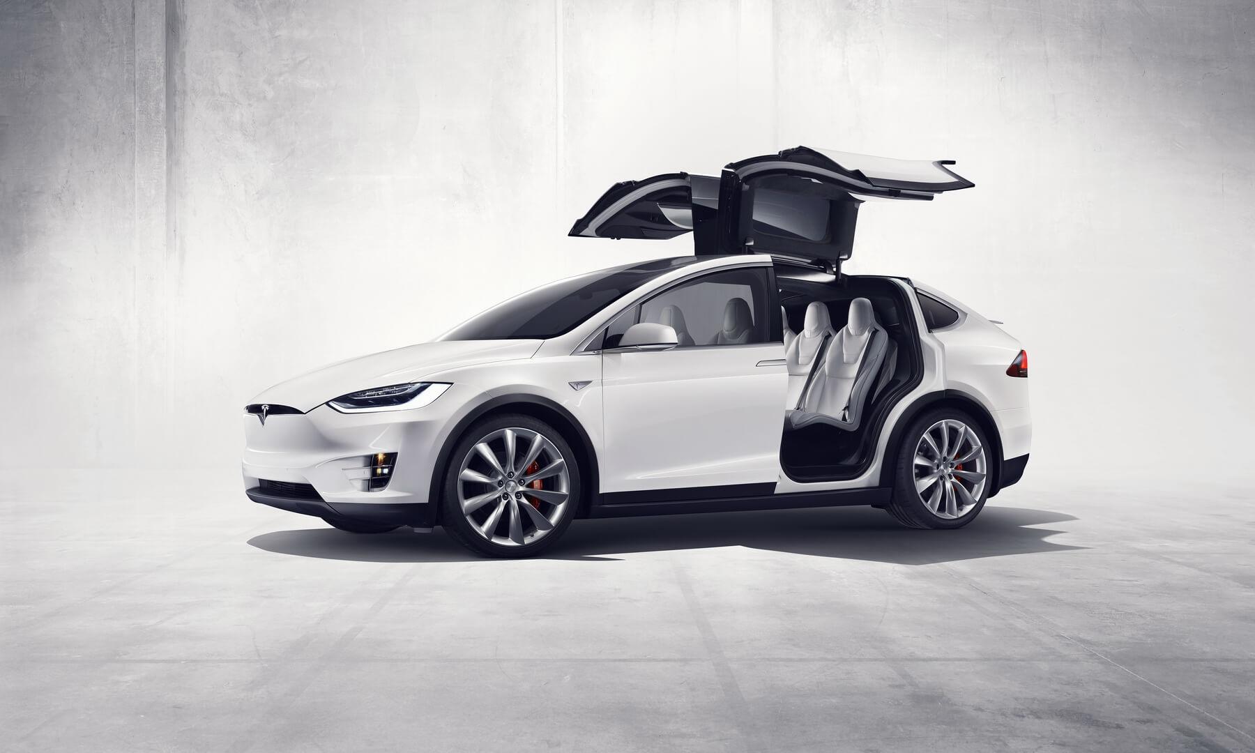 Фотография экоавто Tesla Model X P90D - фото 2