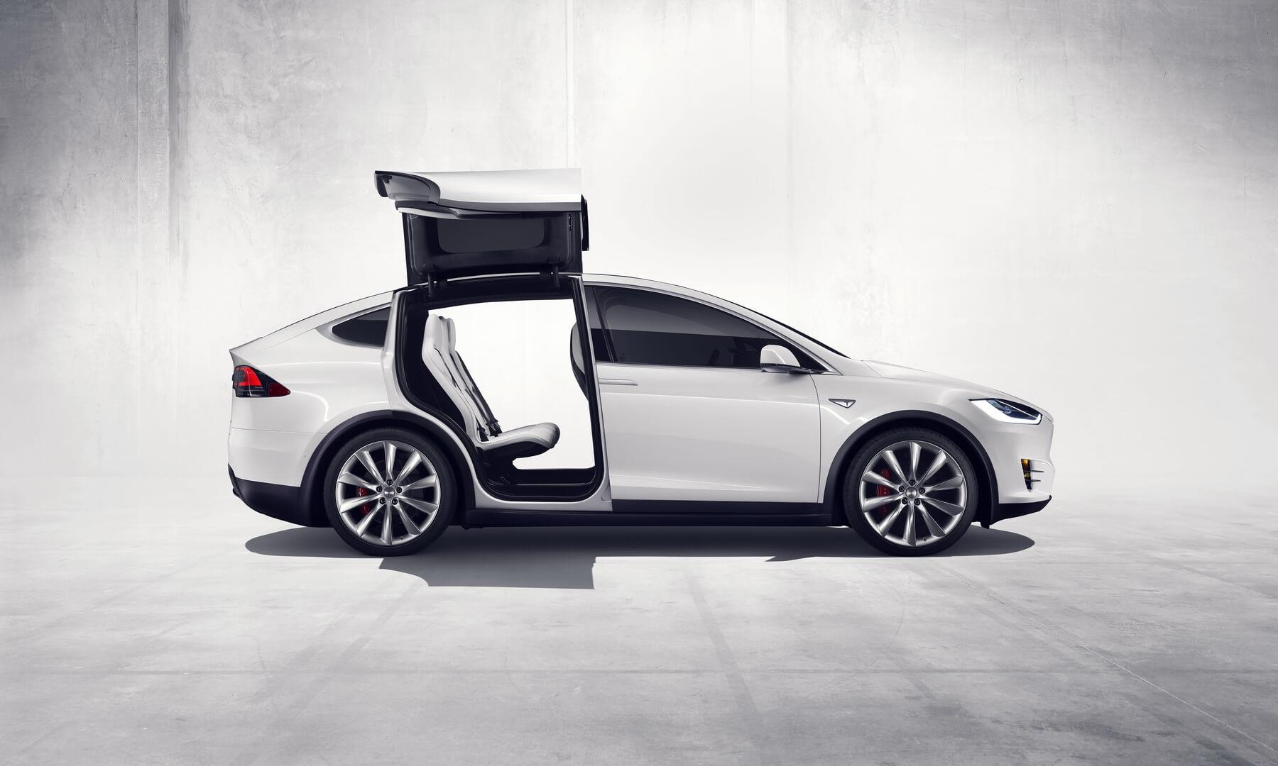 Фотография экоавто Tesla Model X P90D - фото 4