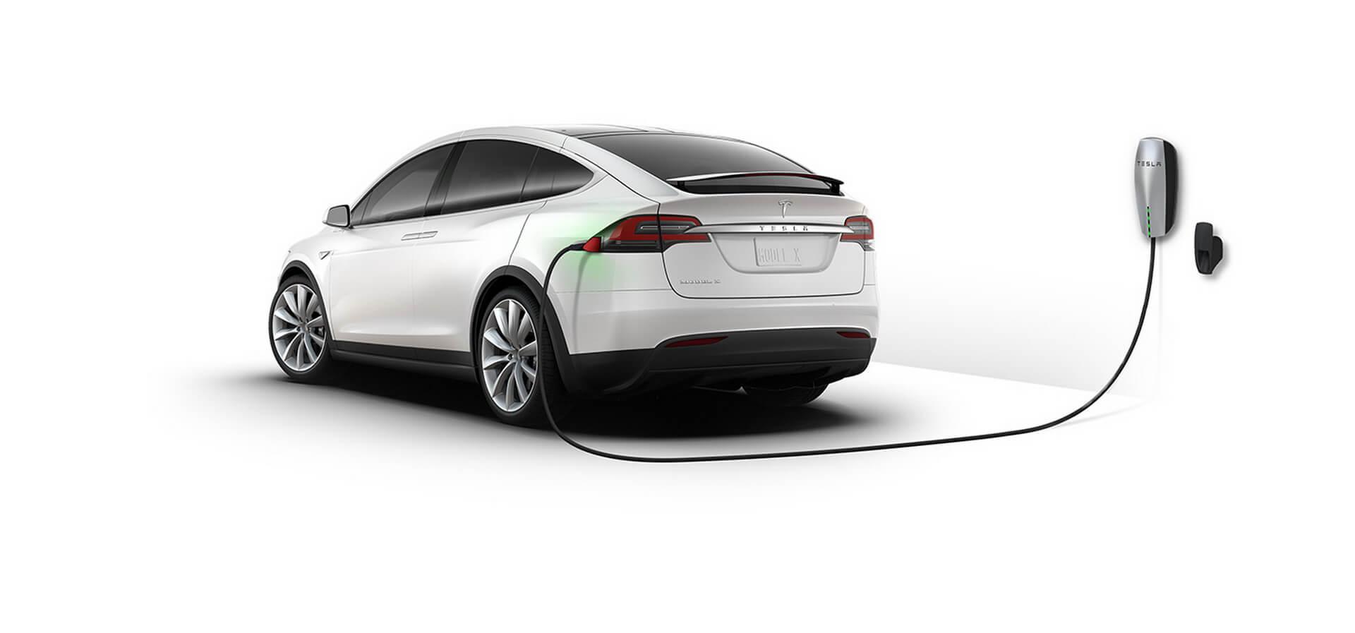 Фотография экоавто Tesla Model X 60D - фото 7