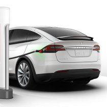 Фотография экоавто Tesla Model X 60D - фото 8