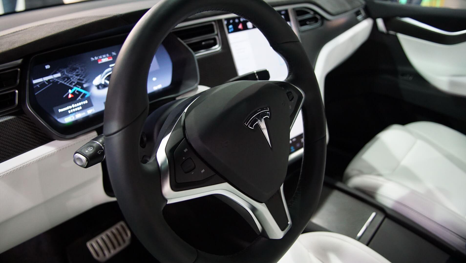 Фотография экоавто Tesla Model X 60D - фото 12
