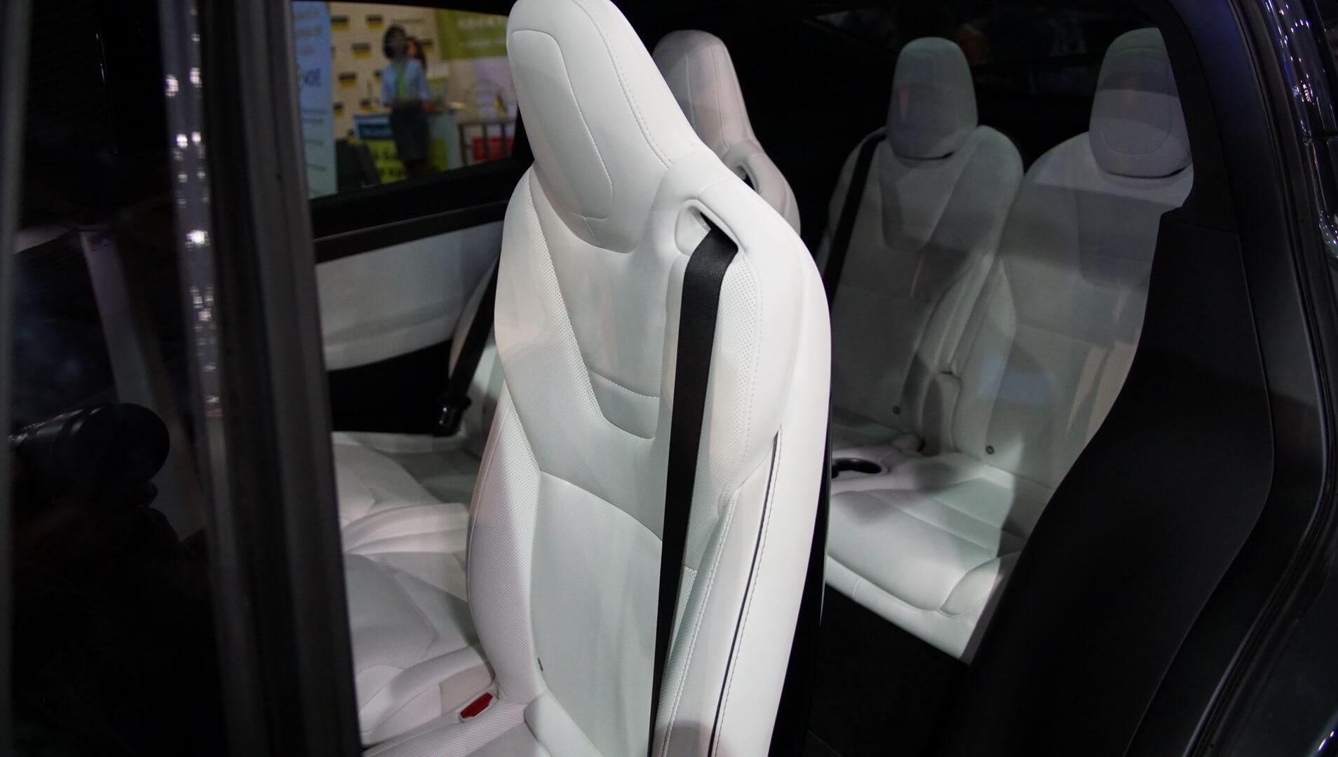 Фотография экоавто Tesla Model X P90D - фото 22