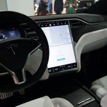 Фотография экоавто Tesla Model X P90D - фото 25
