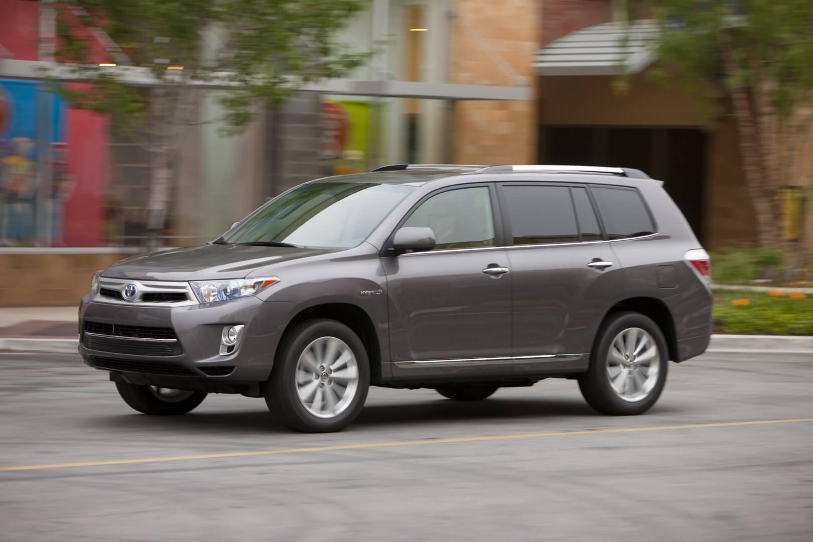 Фотография экоавто Toyota Highlander Hybrid 2011 - фото 6