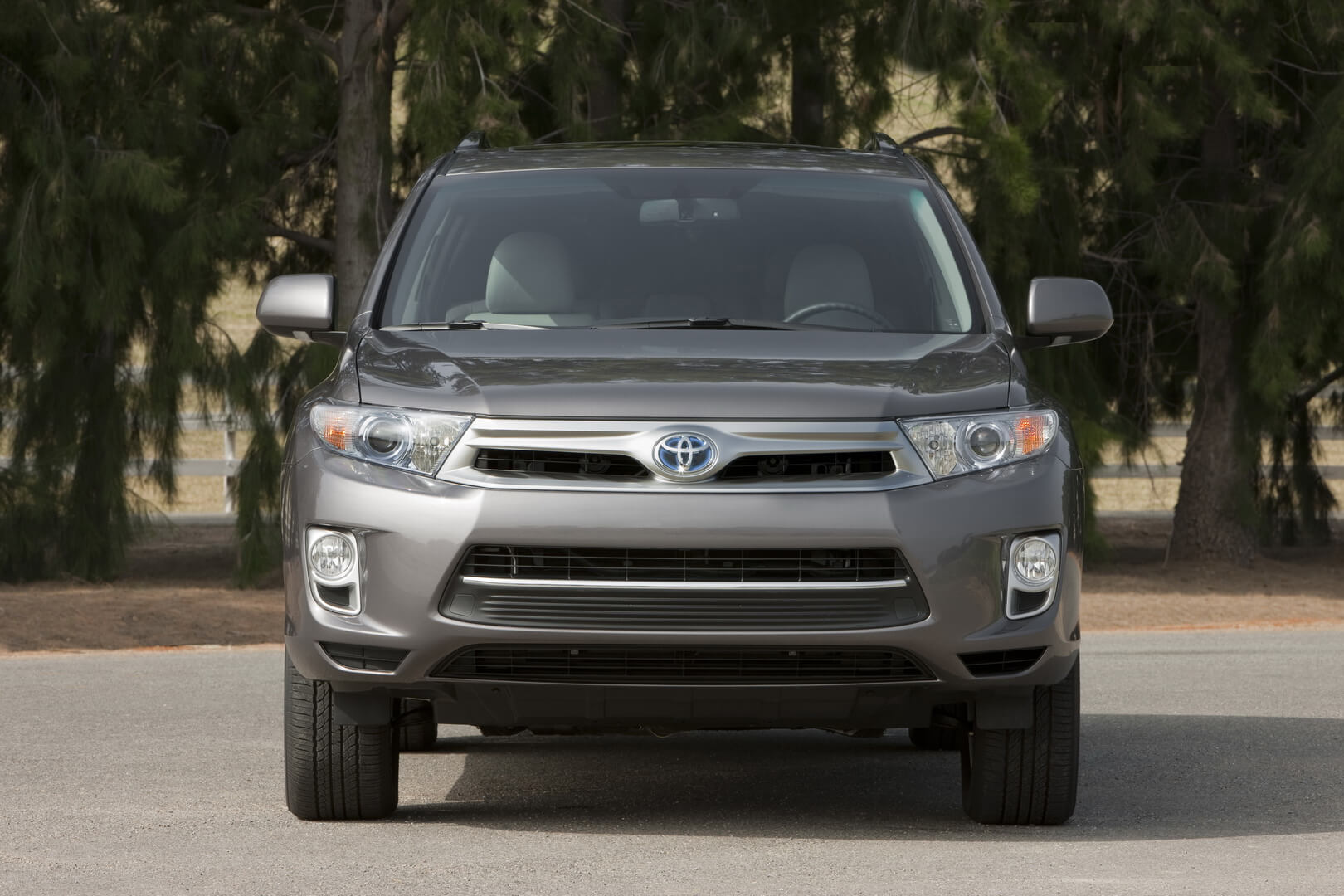 Фотография экоавто Toyota Highlander Hybrid 2011 - фото 10