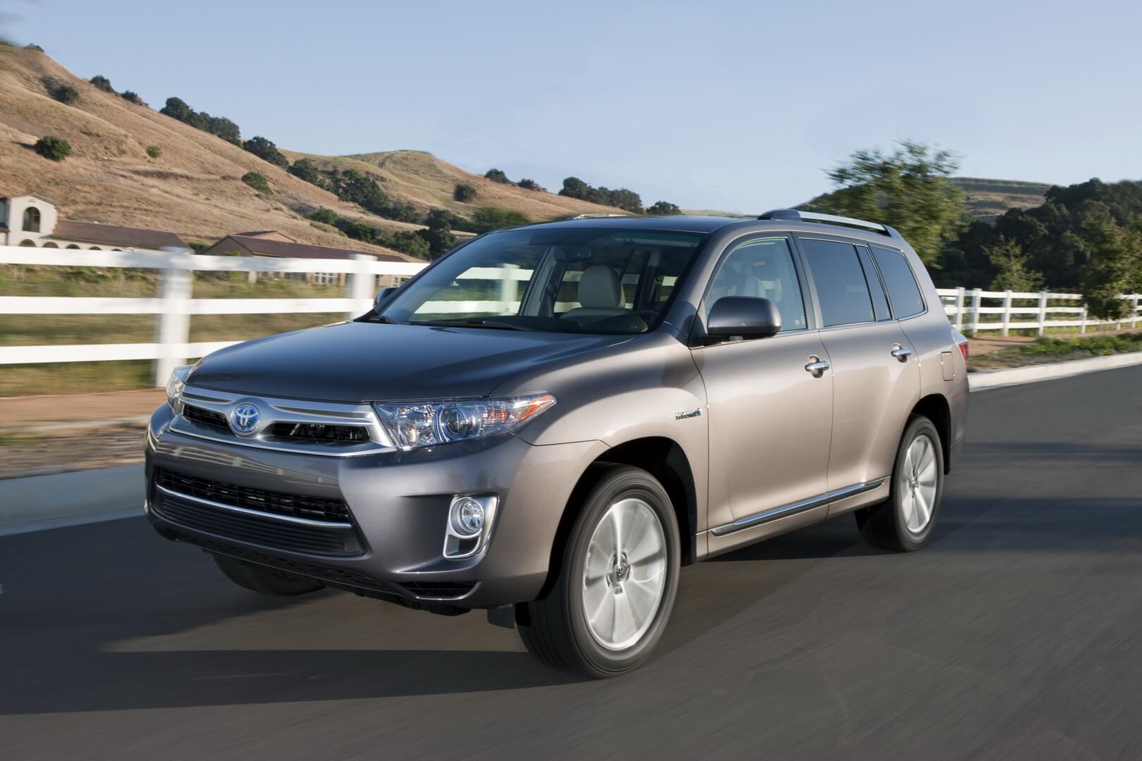 Фотография экоавто Toyota Highlander Hybrid 2011 - фото 20
