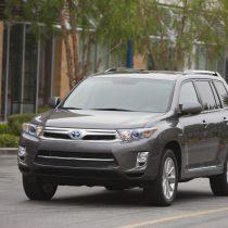 Фотография экоавто Toyota Highlander Hybrid 2011 - фото 24