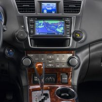 Фотография экоавто Toyota Highlander Hybrid 2011 - фото 28