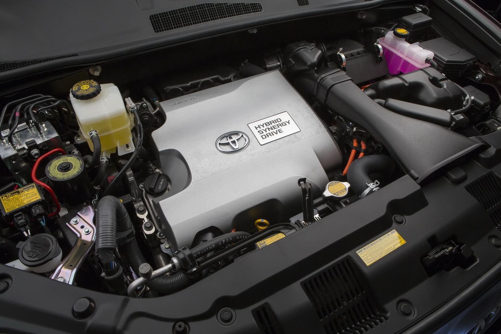 Фотография экоавто Toyota Highlander Hybrid 2011 - фото 32