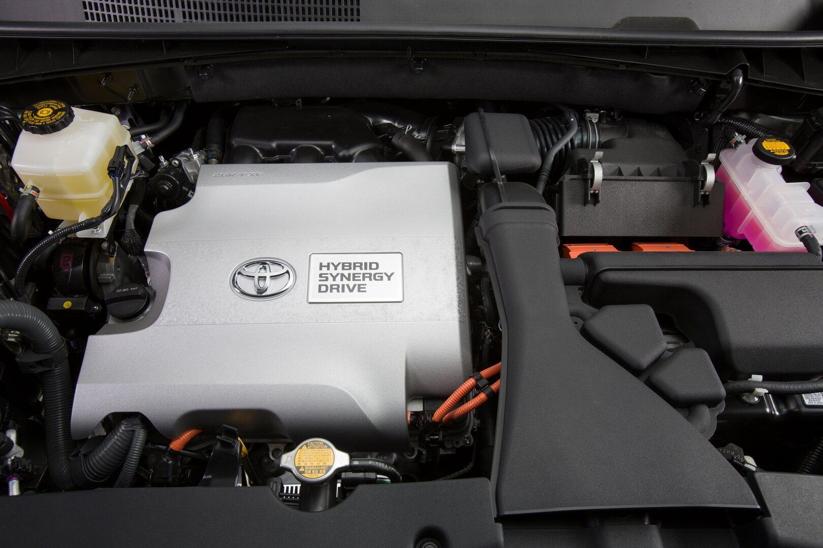 Фотография экоавто Toyota Highlander Hybrid 2014 - фото 14