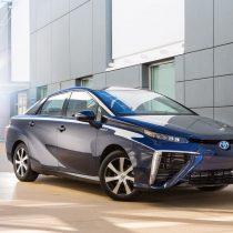 Фотография экоавто Toyota Mirai FCV