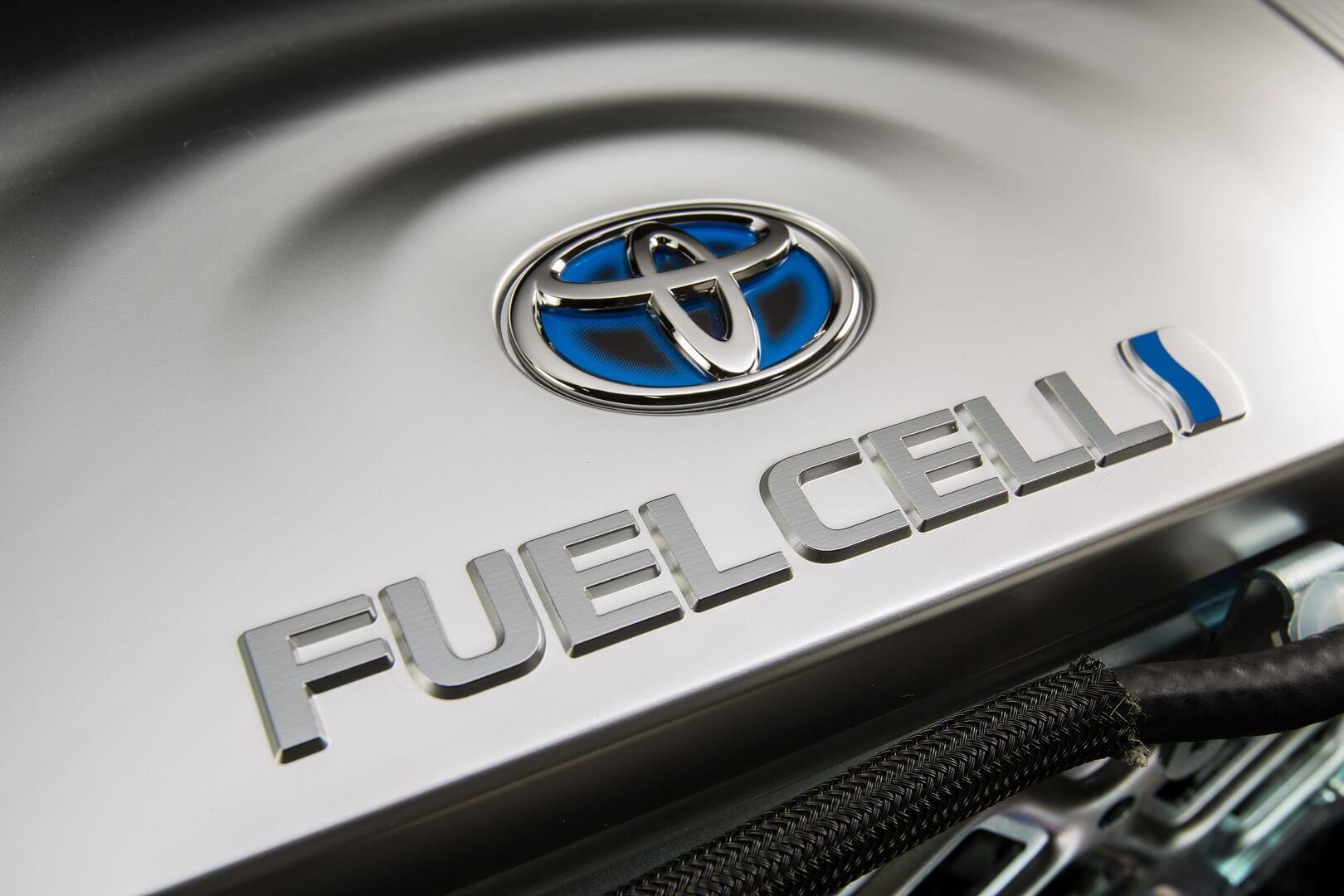 Фотография экоавто Toyota Mirai FCV - фото 6