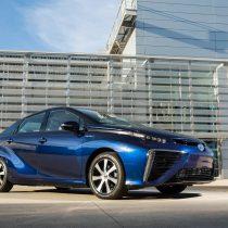 Фотография экоавто Toyota Mirai FCV - фото 15