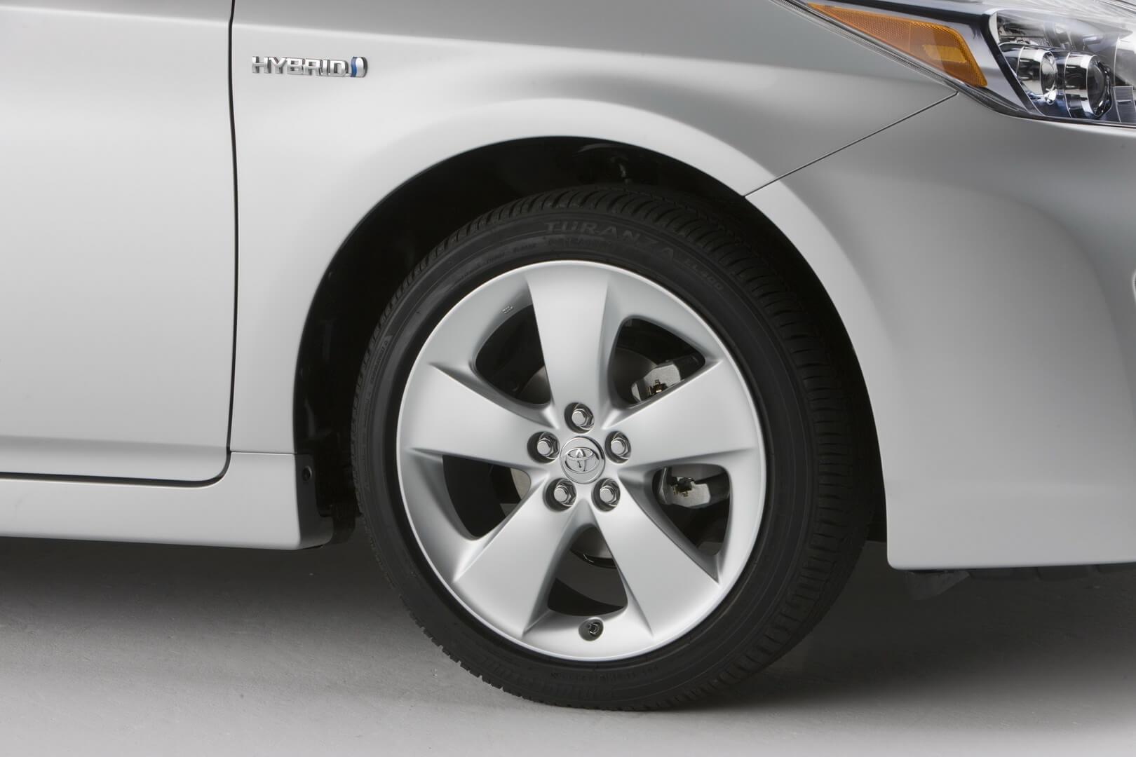 Фотография экоавто Toyota Prius Hybrid 2010 - фото 26