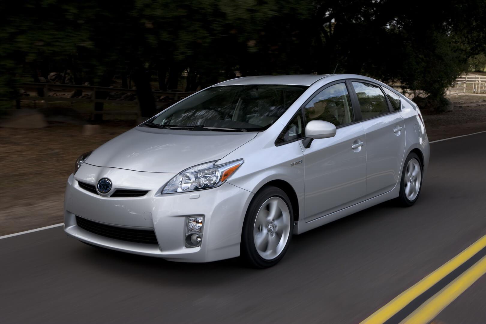 Фотография экоавто Toyota Prius Hybrid 2010 - фото 28