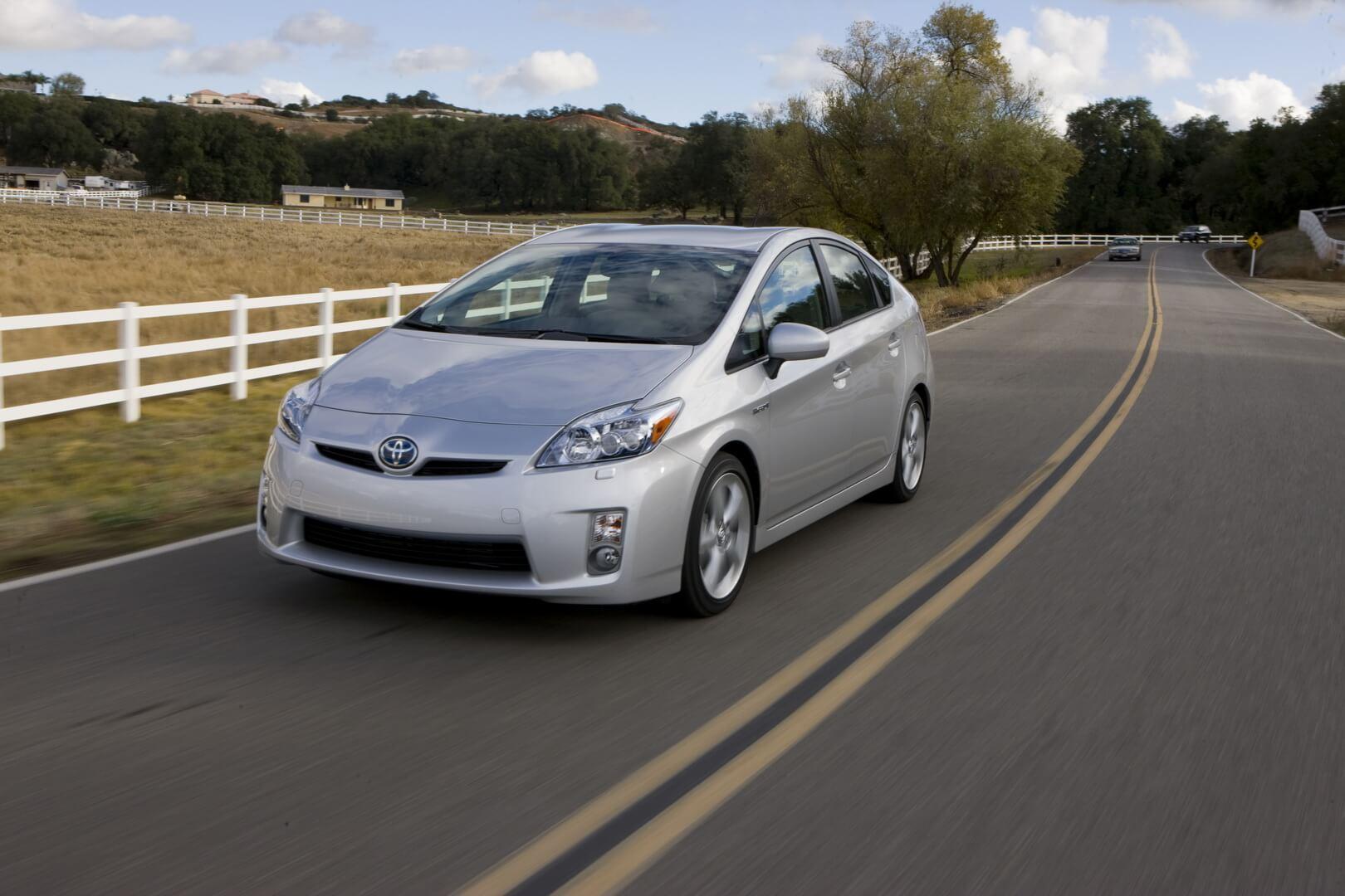 Фотография экоавто Toyota Prius Hybrid 2010 - фото 29