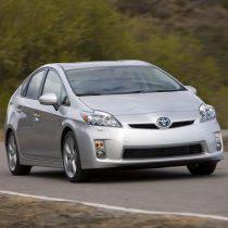 Фотография экоавто Toyota Prius Hybrid 2010 - фото 30