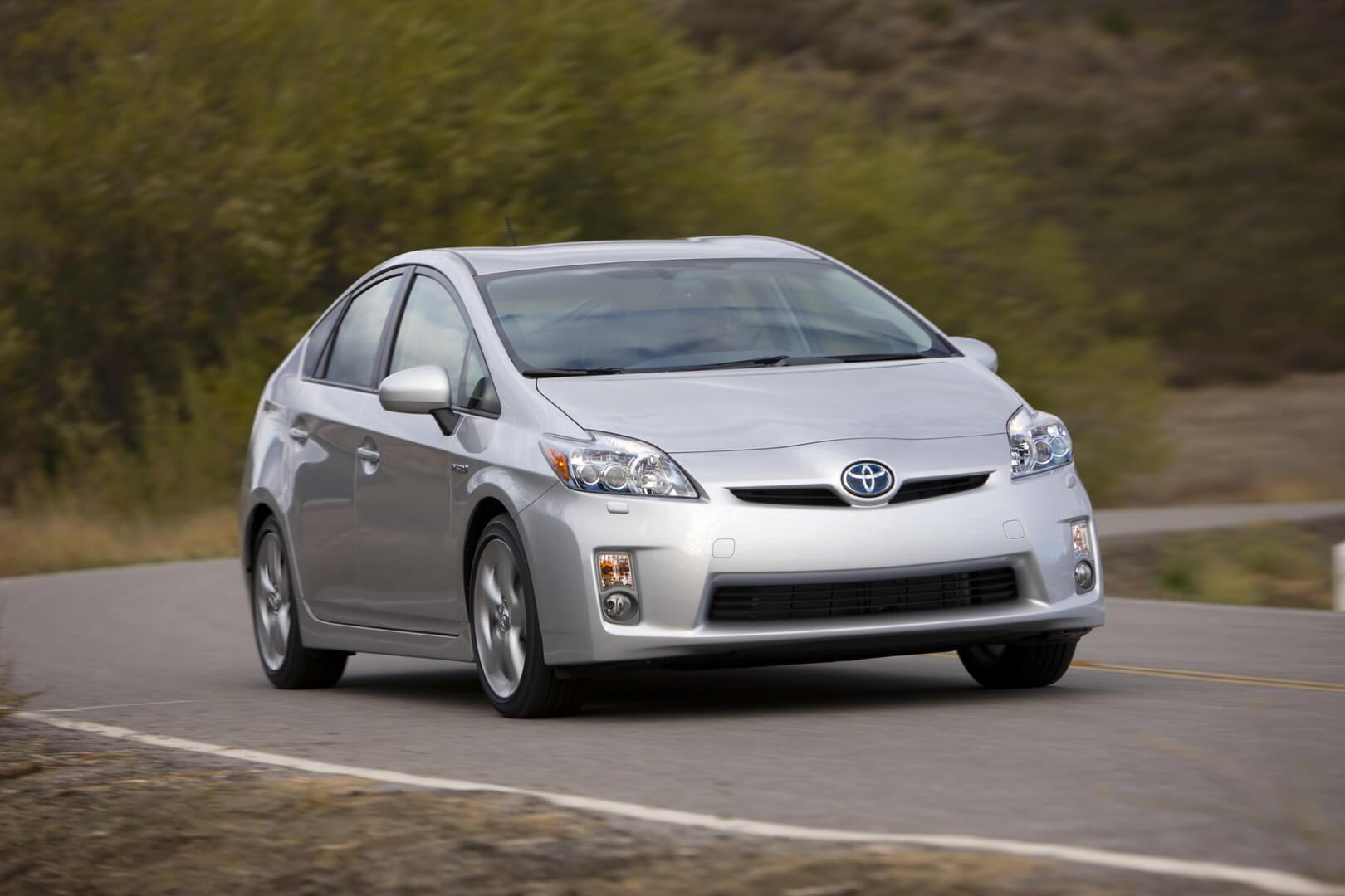 Toyota Prius Hybrid & PHEV