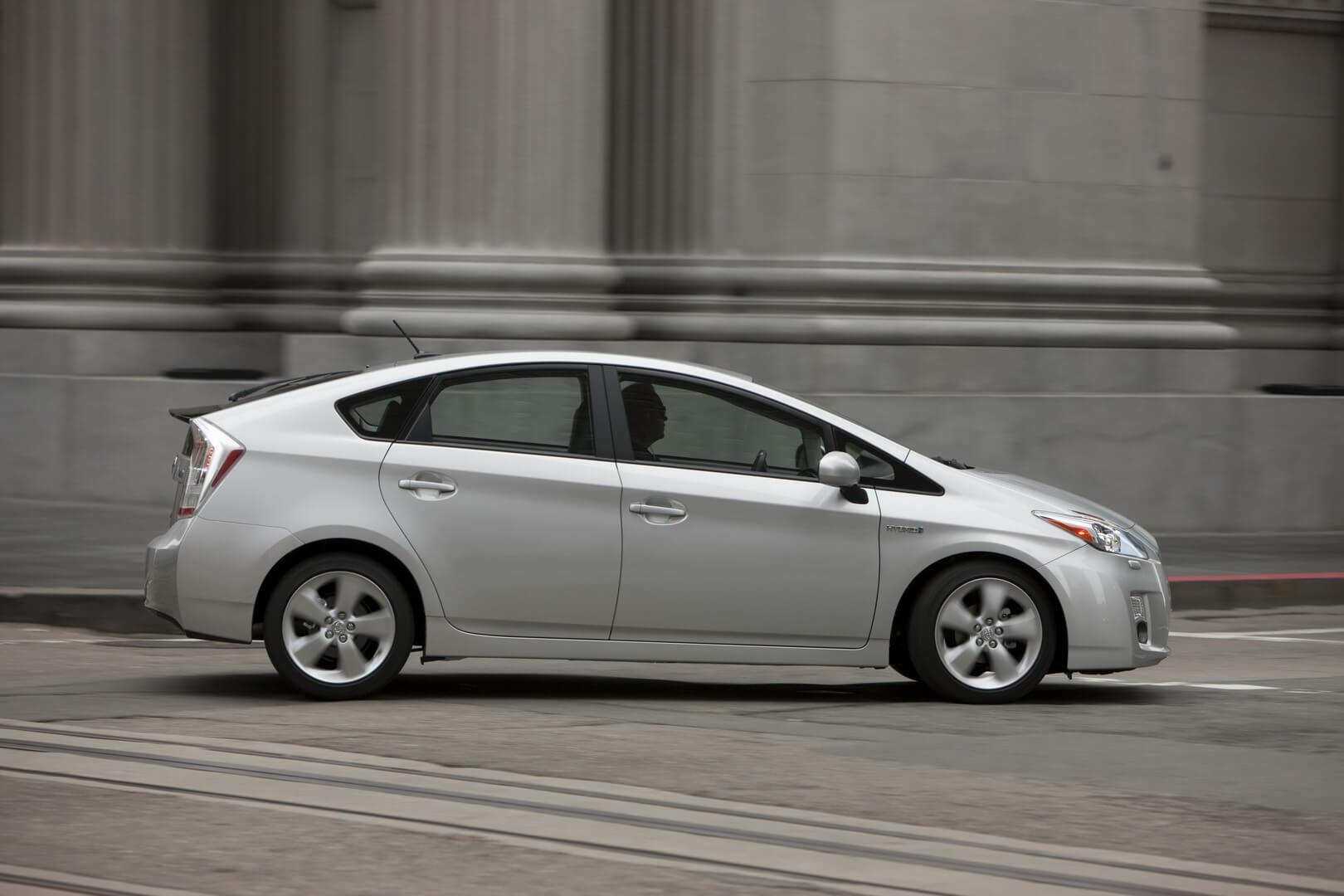 Фотография экоавто Toyota Prius Hybrid 2010 - фото 40
