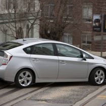 Фотография экоавто Toyota Prius Hybrid 2010 - фото 41
