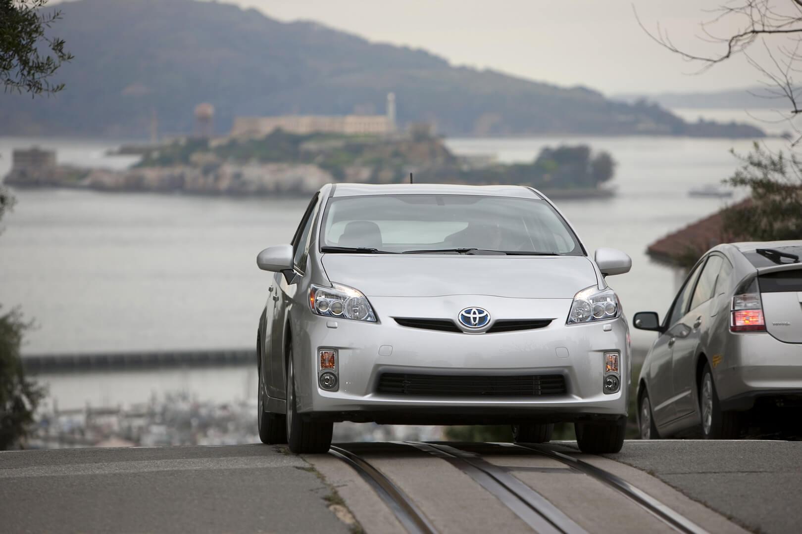 Фотография экоавто Toyota Prius Hybrid 2010 - фото 43