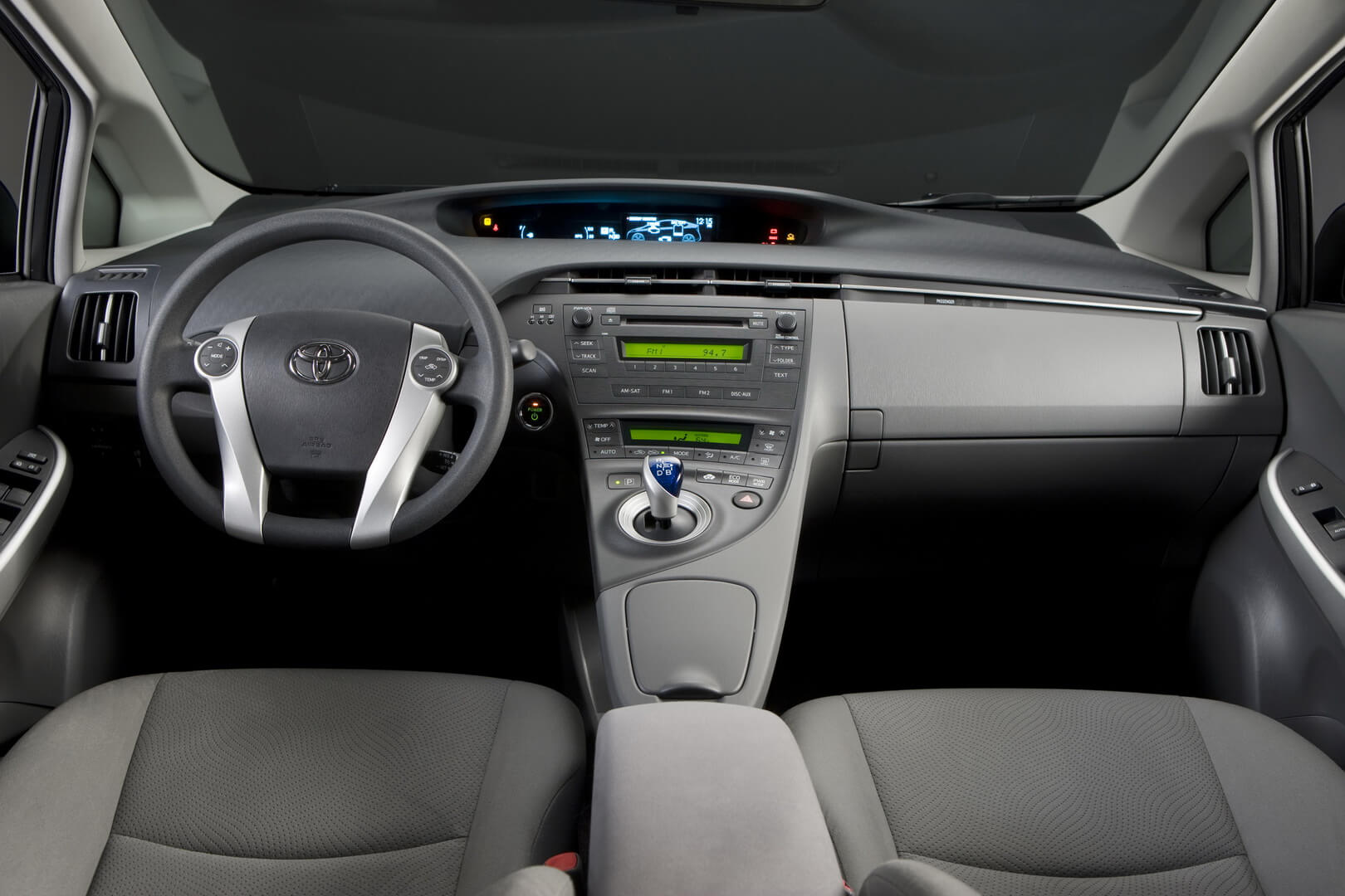 Фотография экоавто Toyota Prius Hybrid 2010 - фото 47