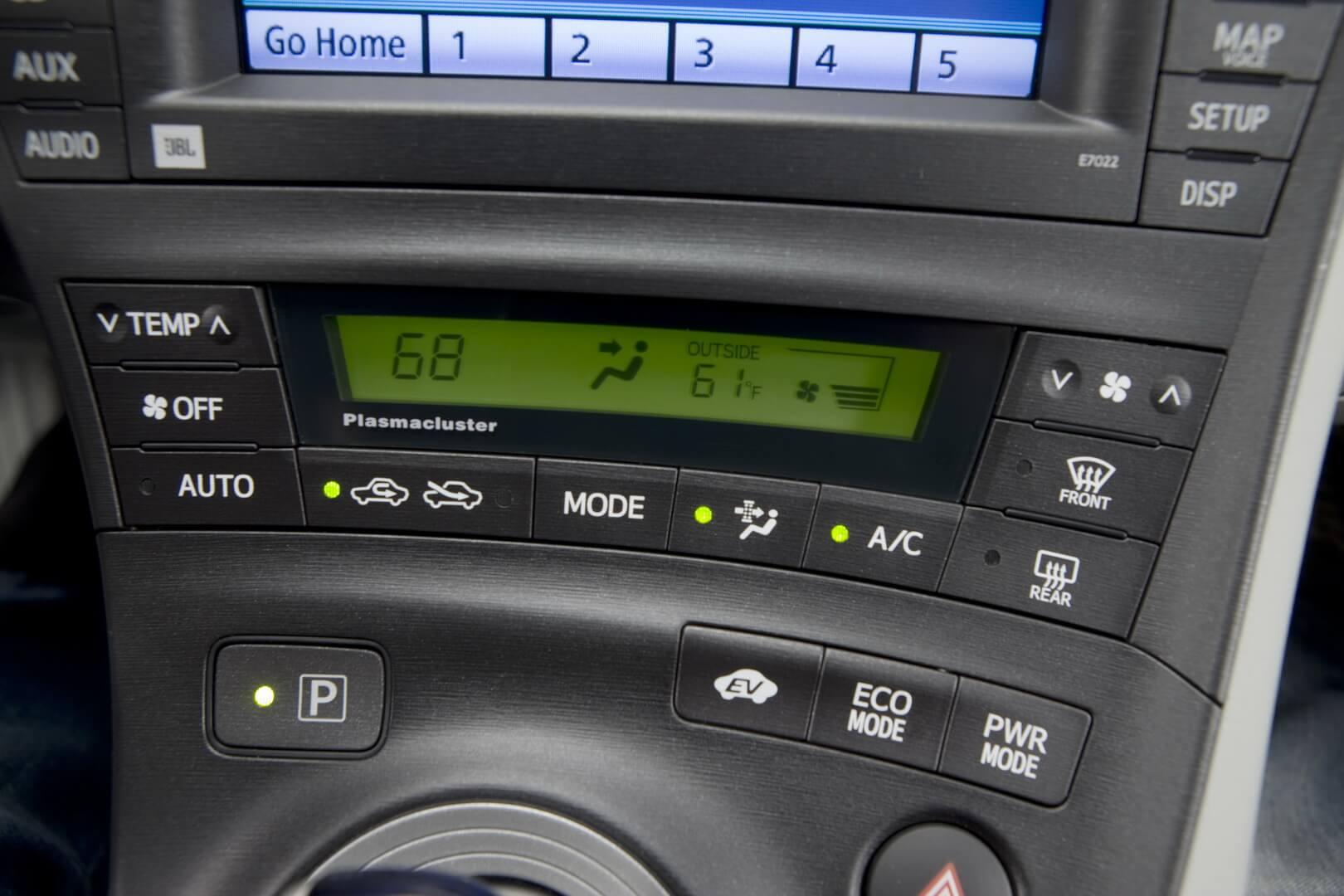 Фотография экоавто Toyota Prius Hybrid 2010 - фото 53