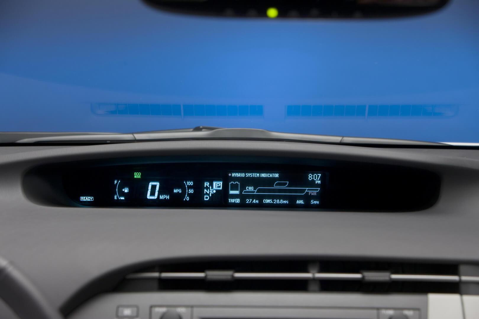 Фотография экоавто Toyota Prius Hybrid 2010 - фото 60