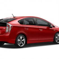 Фотография экоавто Toyota Prius Hybrid 2012 - фото 2