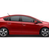 Фотография экоавто Toyota Prius Hybrid 2012 - фото 3