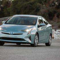 Фотография экоавто Toyota Prius Hybrid 2016 - фото 20