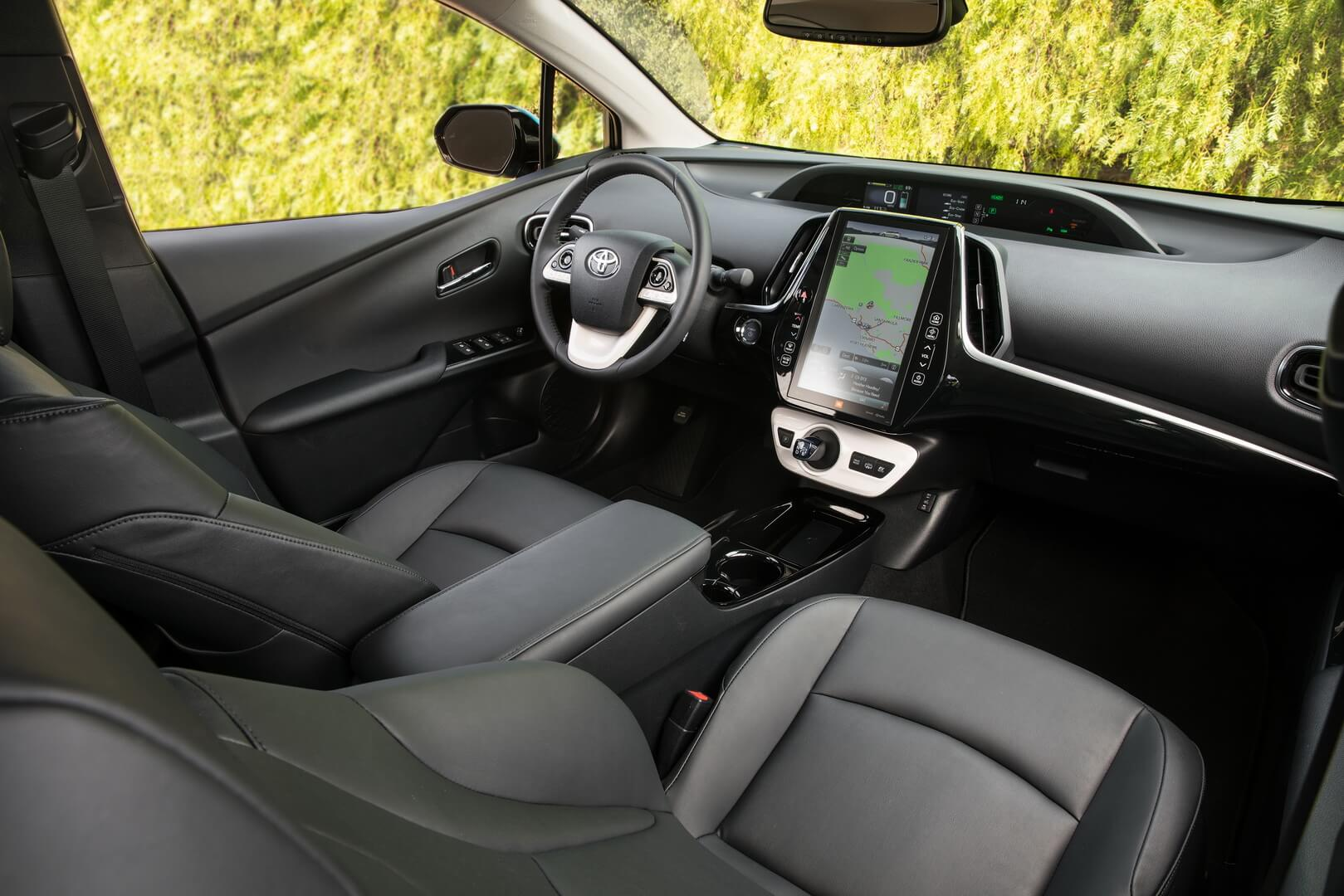 Фотография экоавто Toyota Prius Prime 2017 - фото 29