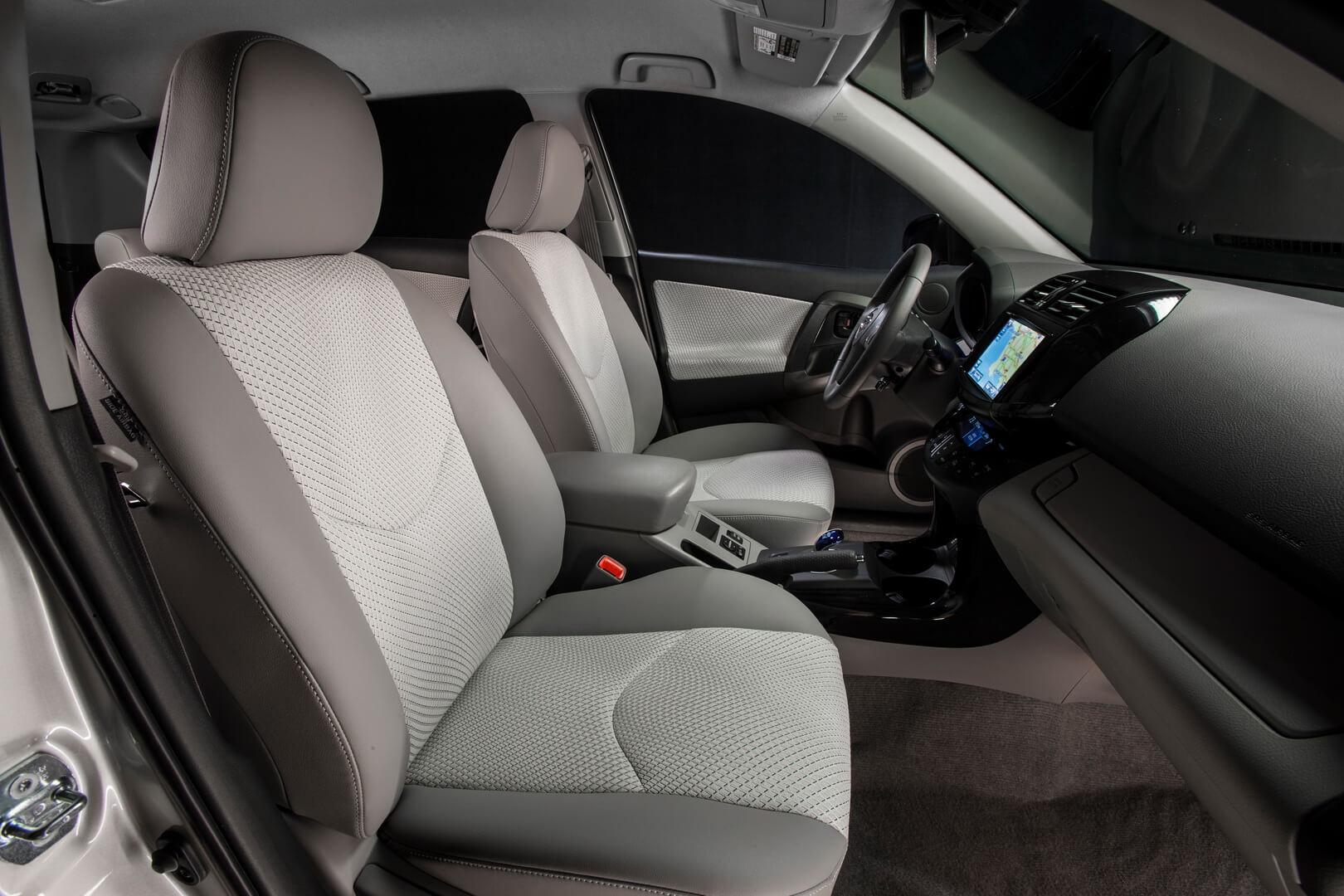 Фотография экоавто Toyota RAV4 EV - фото 28