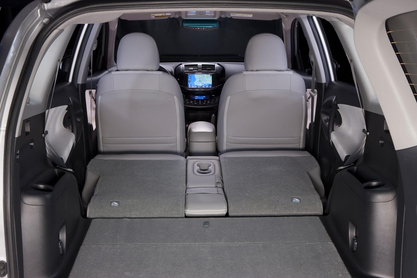 Фотография экоавто Toyota RAV4 EV - фото 31