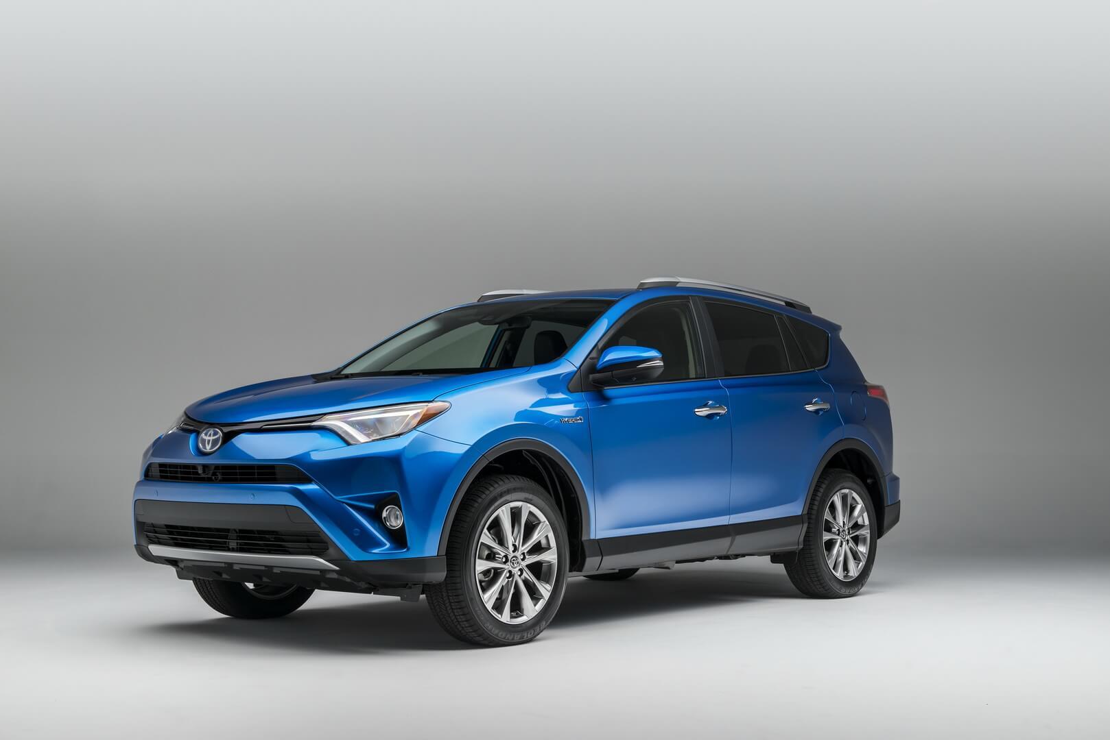 Фотография экоавто Toyota RAV4 Hybrid