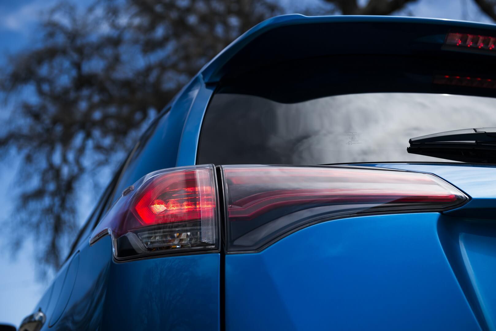 Фотография экоавто Toyota RAV4 Hybrid - фото 19