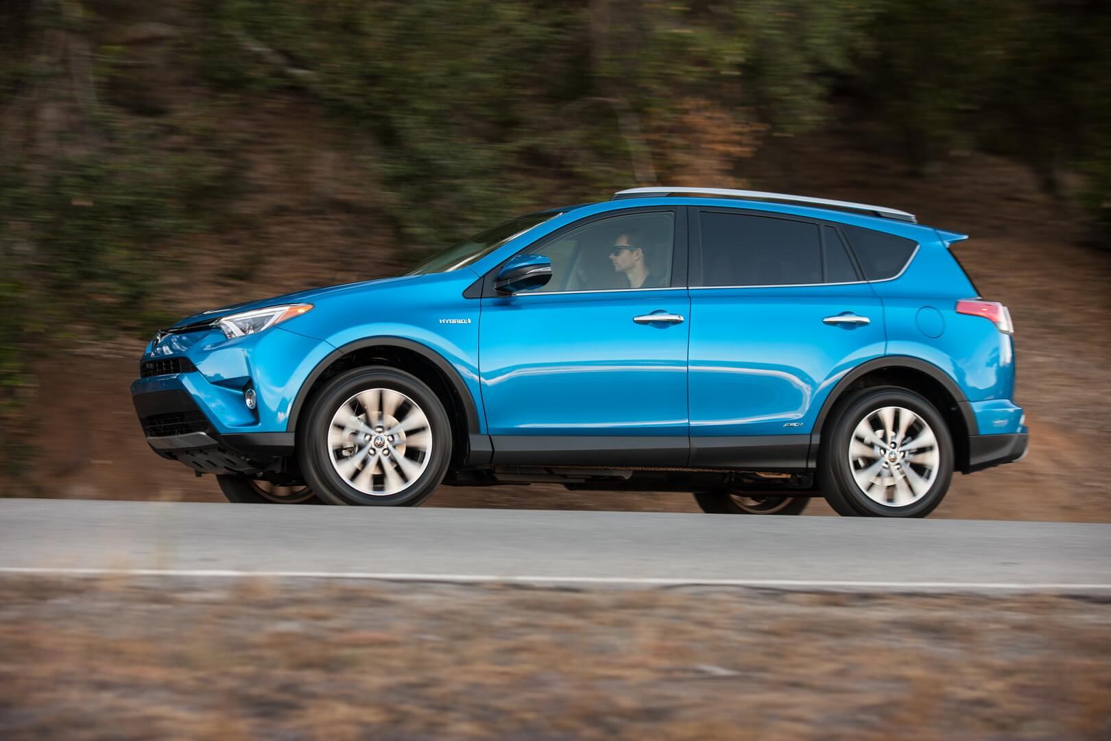 Фотография экоавто Toyota RAV4 Hybrid - фото 31