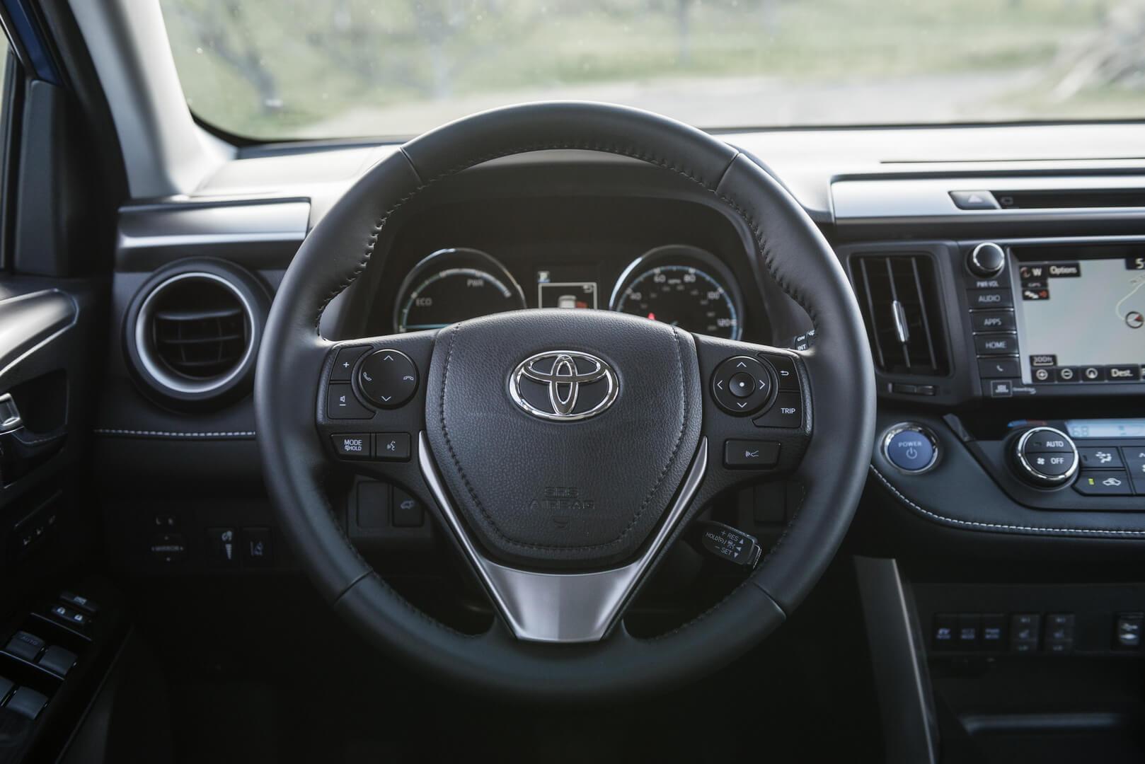 Фотография экоавто Toyota RAV4 Hybrid - фото 42