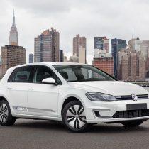 Фотография экоавто Volkswagen e-Golf 2017 - фото 2