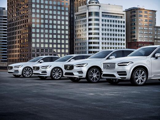 Автомобили Volvo T8 Twin Engine