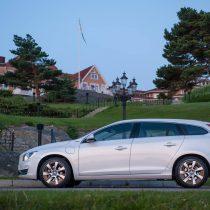 Фотография экоавто Volvo V60 PHEV - фото 32
