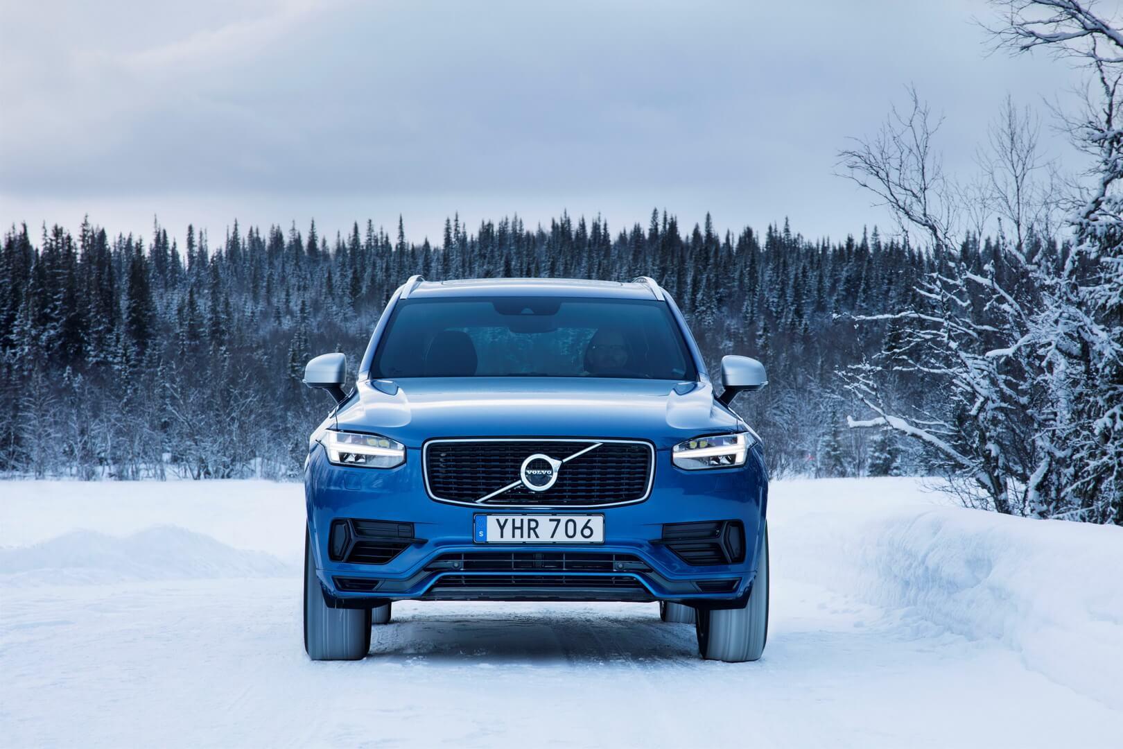 Фотография экоавто Volvo XC90 T8 PHEV - фото 13