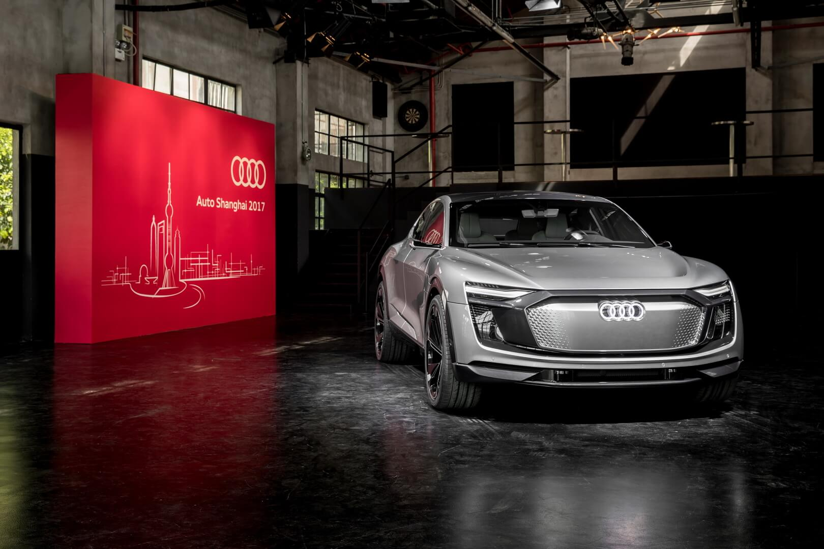 Фотография экоавто Audi e-tron Sportback - фото 6