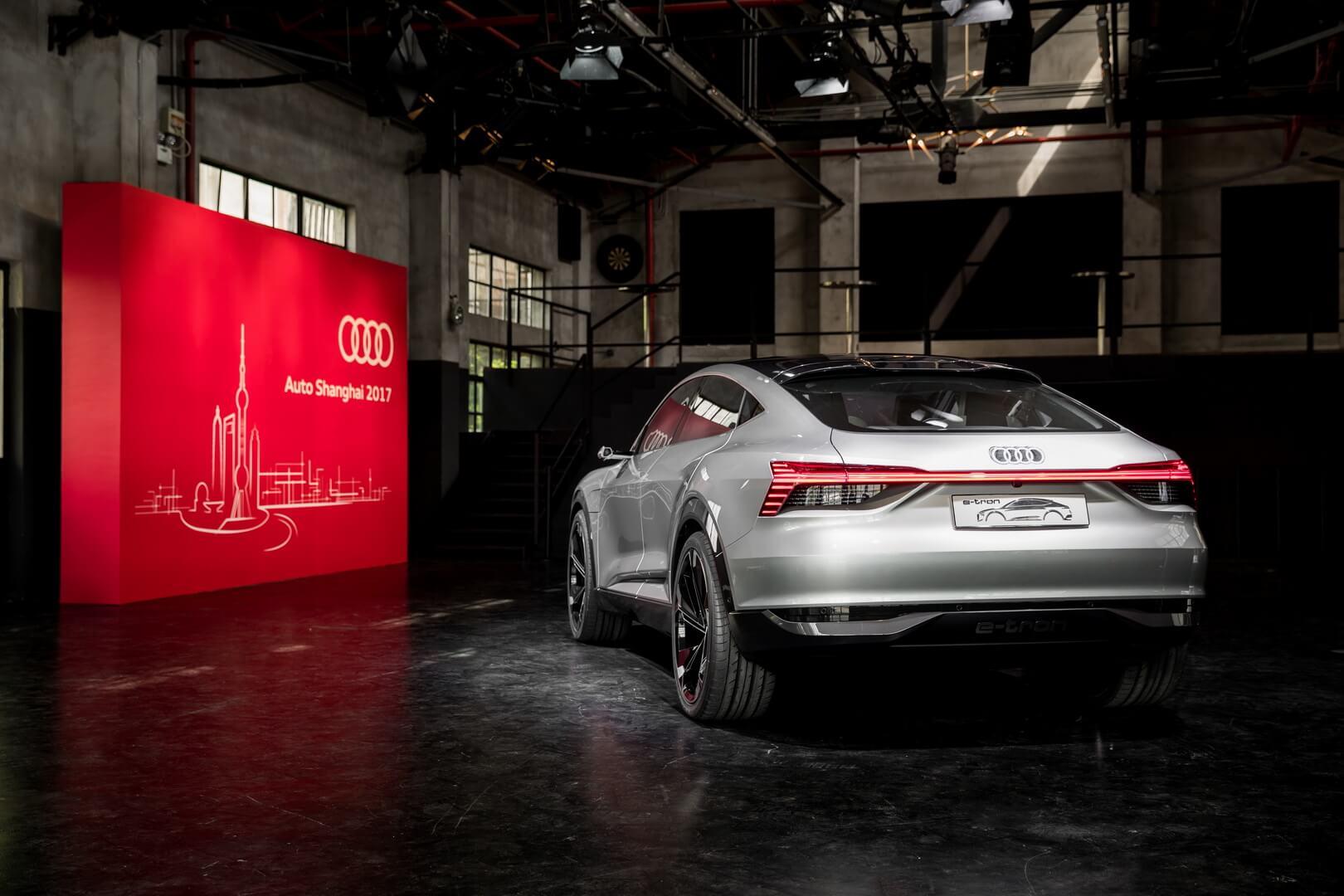 Фотография экоавто Audi e-tron Sportback - фото 8