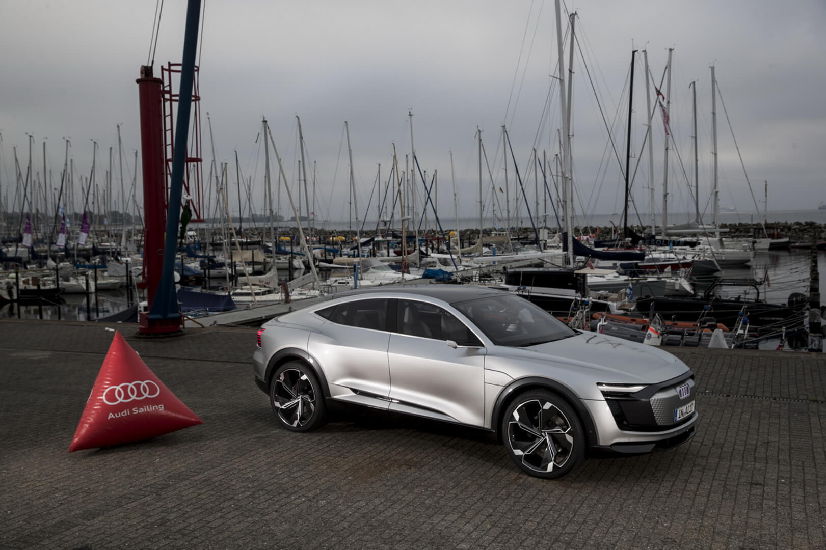 Фотография экоавто Audi e-tron Sportback - фото 10