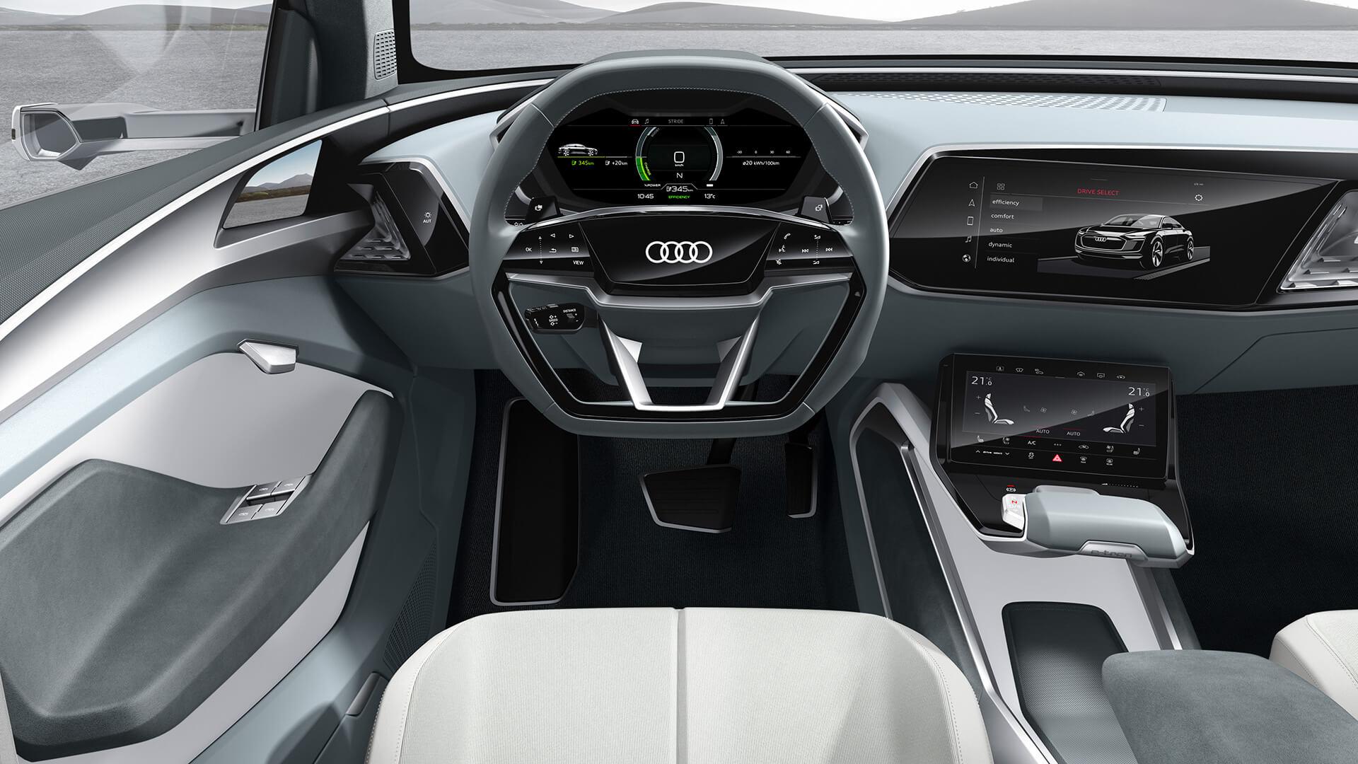 Фотография экоавто Audi e-tron Sportback - фото 22
